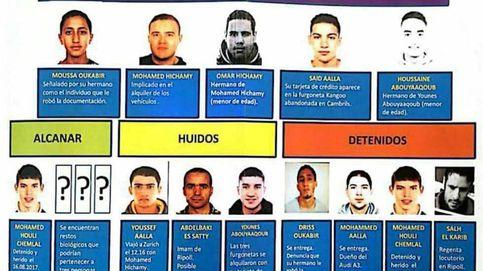 Los cuatro detenidos serán interrogados este martes por el juez Andreu