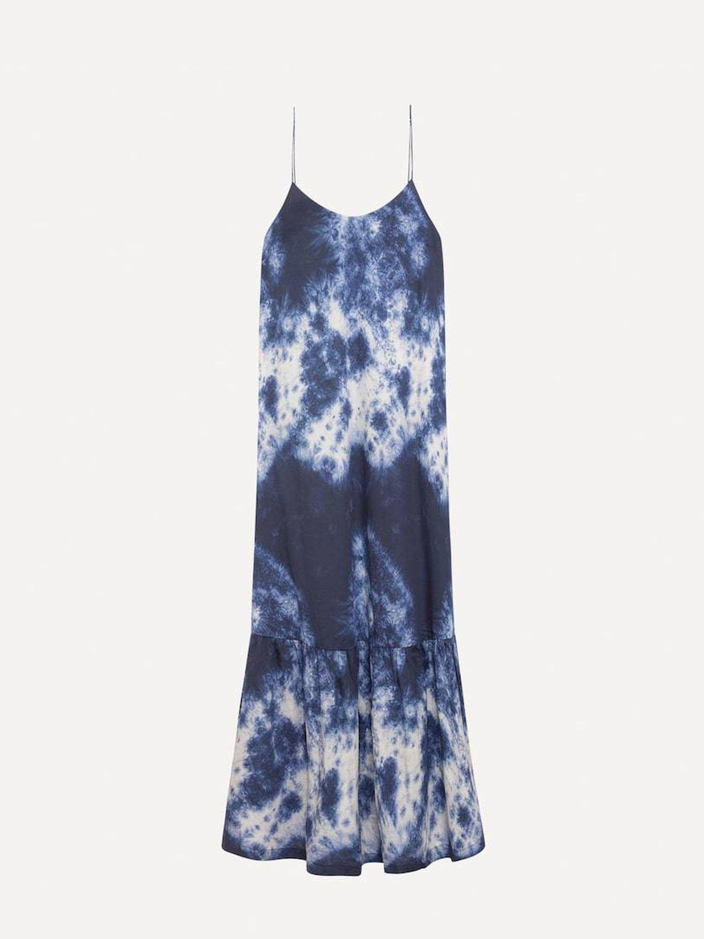 El vestido de Oysho. (Cortesía)