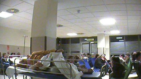 Morir de un ictus en Urgencias: nadie vigila en las caóticas salas de espera