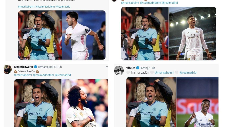 Insultos y redes sociales: la publicación de la portera del Real Madrid une al deporte en una misma pasión