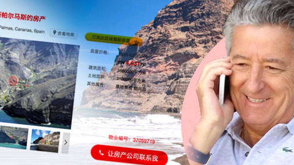 Reserva natural canaria a la venta en China: constructor busca un 'pelotazo' millonario