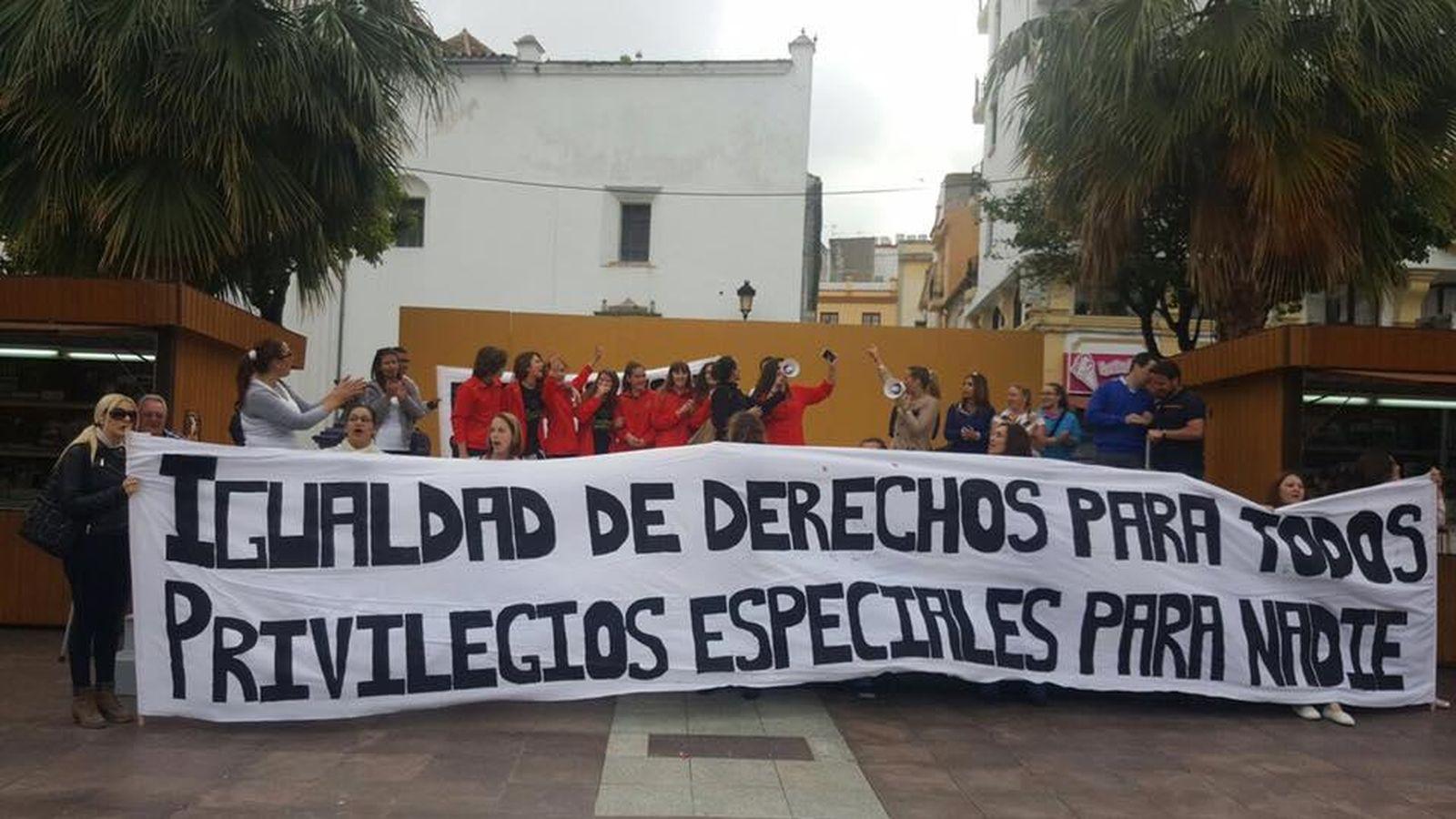Foto: Asociación de Mujeres Estibadoras en Algeciras.