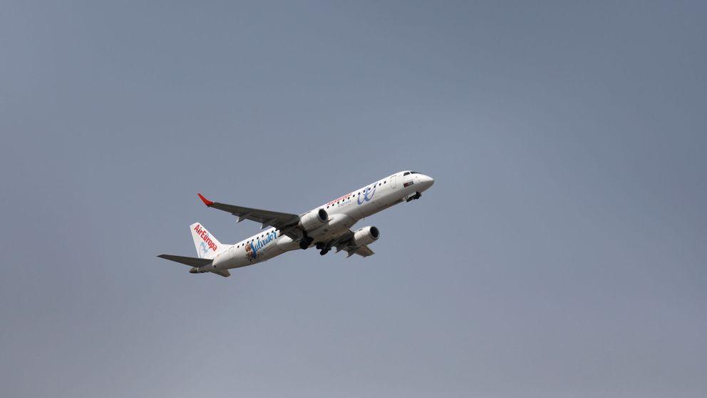 Air Europa y Air France estudian ampliar su colaboración a rutas con América