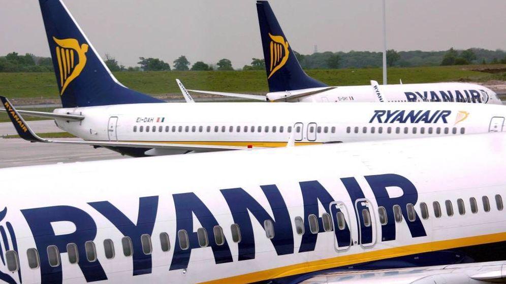 Foto: Ryanair. (EFE)
