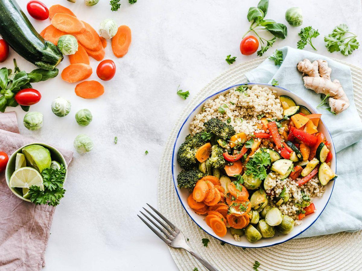 Foto: Dieta cardiosaludable para mejorar la salud. (Ella Olsson para Pexels)