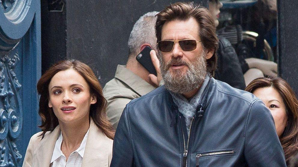 Cathriona, novia de Jim Carrey, se suicida dos días después de su ruptura
