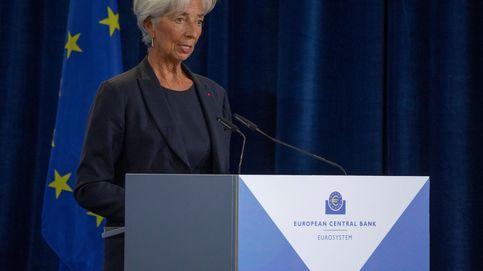 Lagarde revisará la política monetaria del BCE e insta a subir la inversión pública