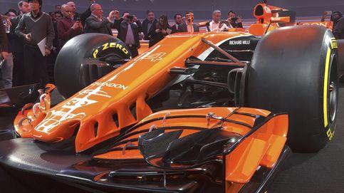 El nuevo McLaren, un coche que es una hermosa obra de arte... ¿y correrá?