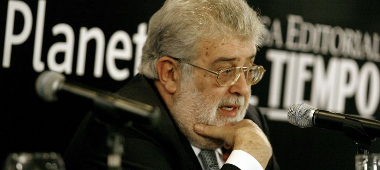 Foto: El presidente del grupo Planeta,  José Manuel Lara. (Reuters)