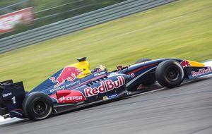 Hasta que no terminen las WSR, nada de hablar de F1 para Sainz Jr