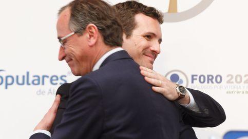 El PP vasco marcará distancias con Génova para no caer en la irrelevancia política