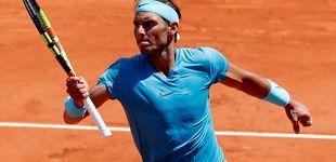 Post de Rafa Nadal vs Juan Martín del Potro: siga en directo la semifinal de Roland Garros