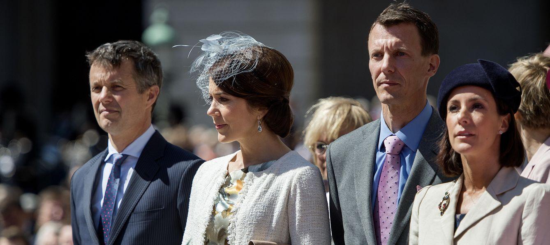 Foto: Federico y Joaquín con sus respectivas esposas (Gtres)