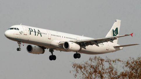 Uno de cada tres pilotos de avión en Pakistán tiene una licencia de vuelo falsa