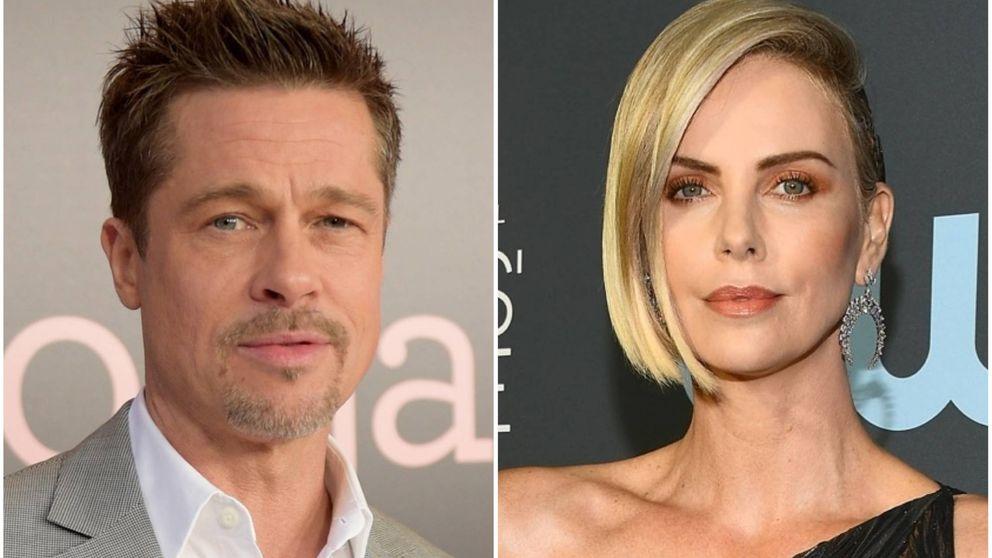 Brad Pitt y Charlize Theron: ponemos el dónde y el cuándo al inicio de su relación