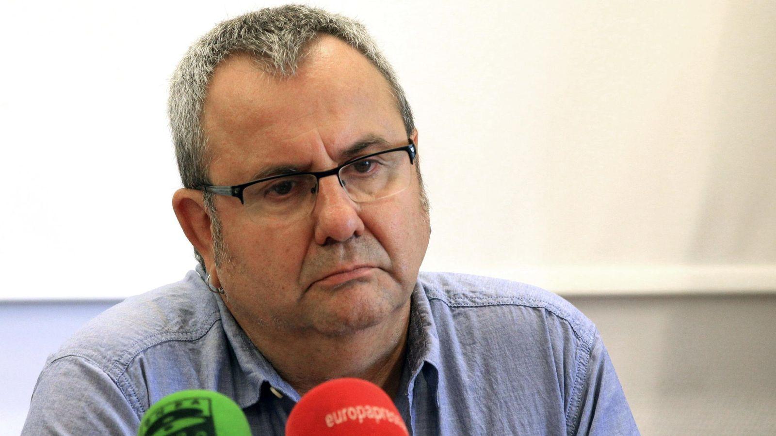 Foto: El senador de Amaiur y abogado en ejercicio Iñaki Goioaga. (EFE)