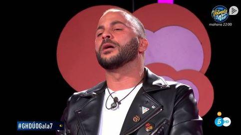 Candela deja hundido a Antonio Tejado al darle información del exterior en 'GH'