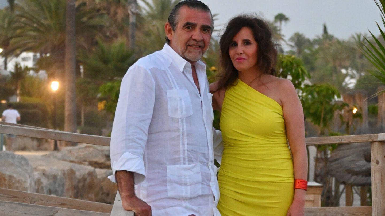 Jaime Martínez Bordiú y Marta Fernández, este verano en Marbella. (Gtres)