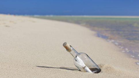 El misterioso mensaje en una botella encontrado veinte años después