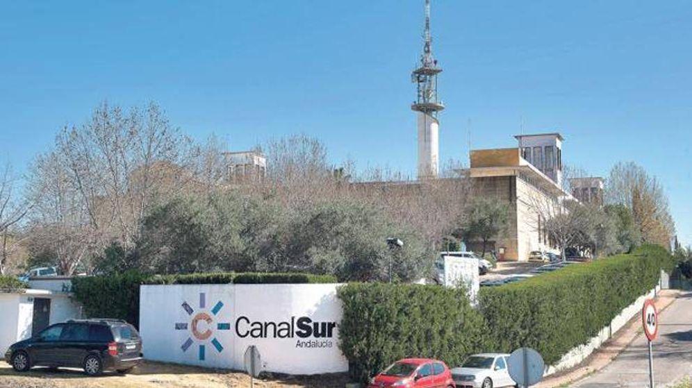 Foto: Imagen de la sede de Canal Sur. (Google Maps)