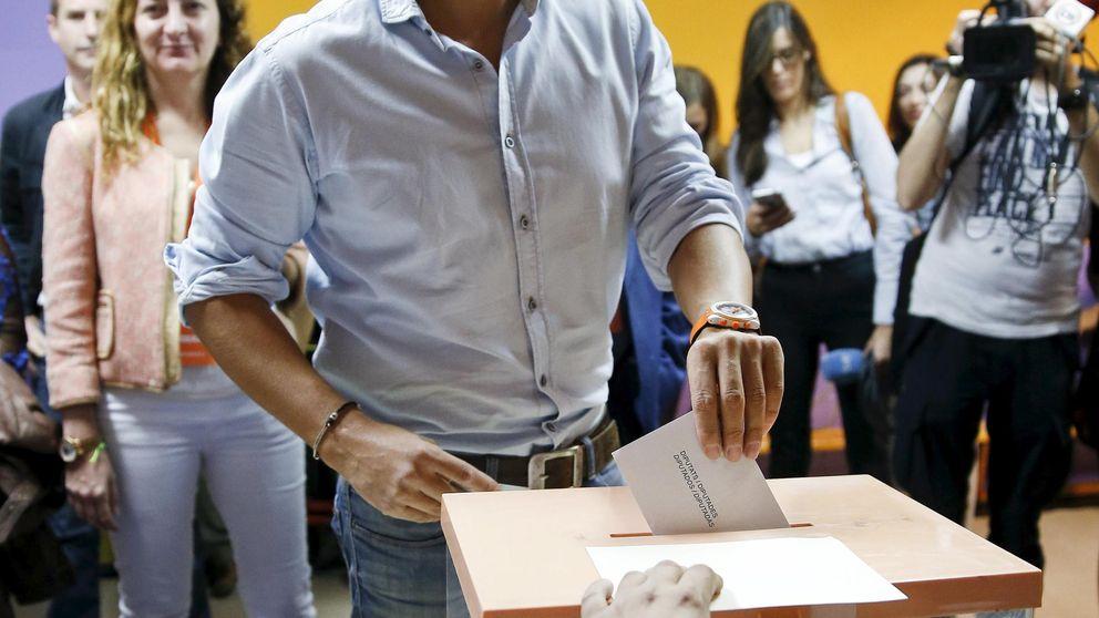 Rivera pide una participación récord para que haya un cambio en Cataluña