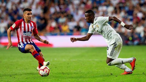 Álbum: las mejores imágenes del derbi entre el Real Madrid y el Atlético