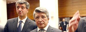 Foto: García Abásolo lidera la oposición a Cerezo y Gil Marín