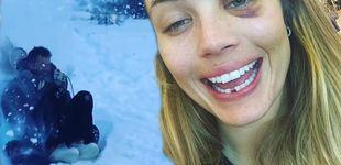 Post de El accidentado viaje a la nieve de una ganadora de 'Gran Hermano VIP'