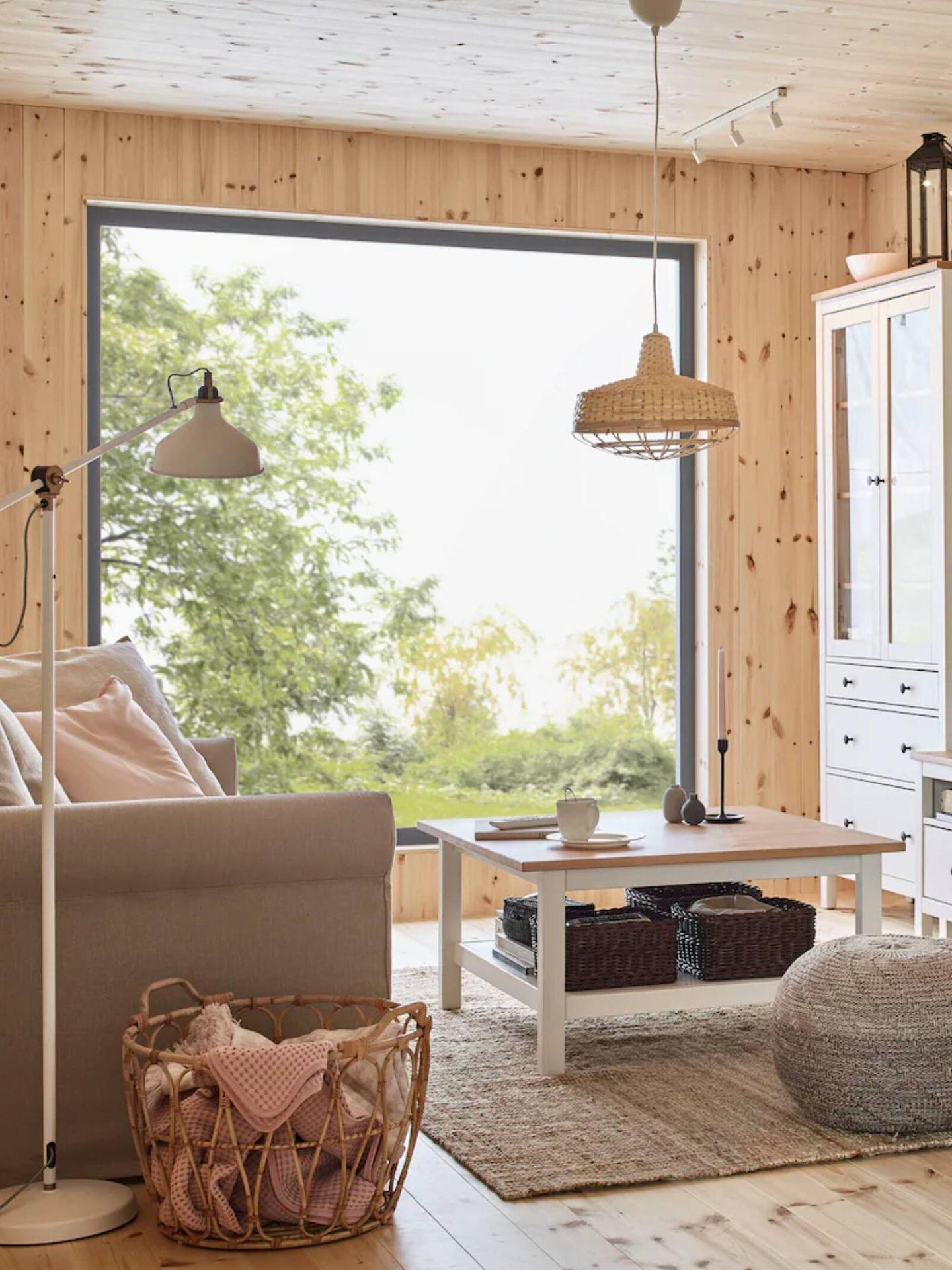 Ideas de Ikea para decorar salones. (Cortesía)