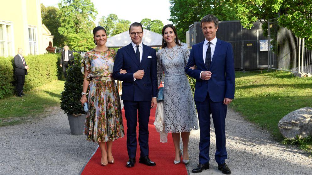 De Isabel II a Mary de Dinamarca: las (precoces) vacaciones de los royals europeos