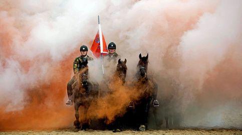 Muguruza ya tiene el trofeo de número 1 y prueba de resistencia en Holanda: el día en fotos