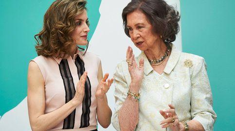 La reina Letizia y doña Sofía, crónica de una relación compleja