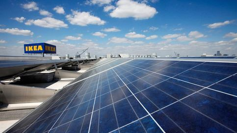 Ikea descarta vender paneles solares en España por el descontrol jurídico