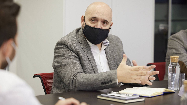 Jorge Alberto Román, 'sales manager' T&L Iberia en Scandit.