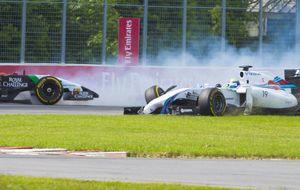 'Caso Pérez': el horno no está para bollos, la F1 los sigue quemando