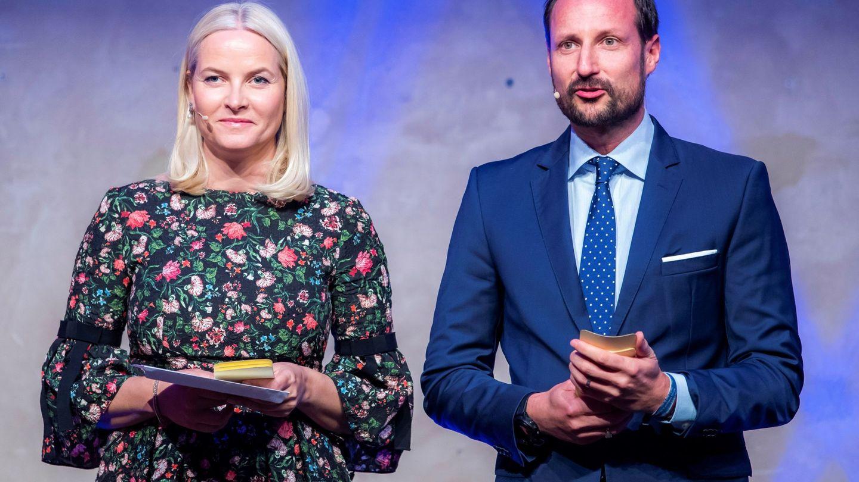 Haakon y Mette-Marit. (EFE)