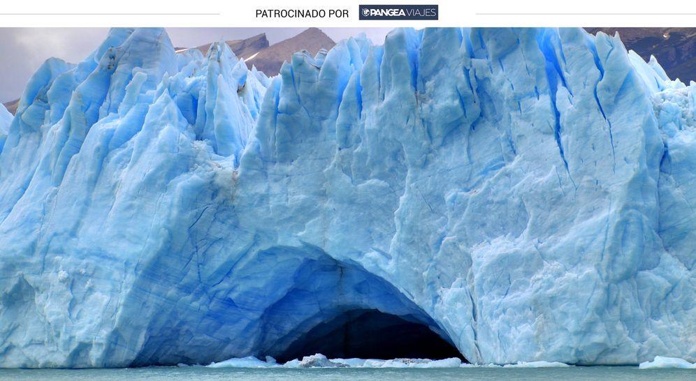 Foto: El glaciar argentino Perito Moreno.