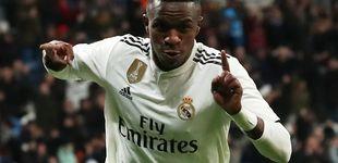 Post de El sorpaso de Vinícius en el Real Madrid y su nuevo papel con Hazard