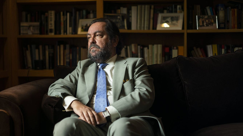 Foto: Ramón Pérez-Maura. (Ana Beltrán)