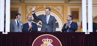 Post de Felipe VI, Victoria Federica... Todas las fotos de la corrida de la Beneficencia