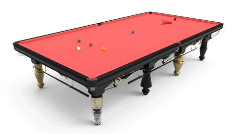 La extraordinaria mesa de billar 'Metamorphosis Snooker Table'