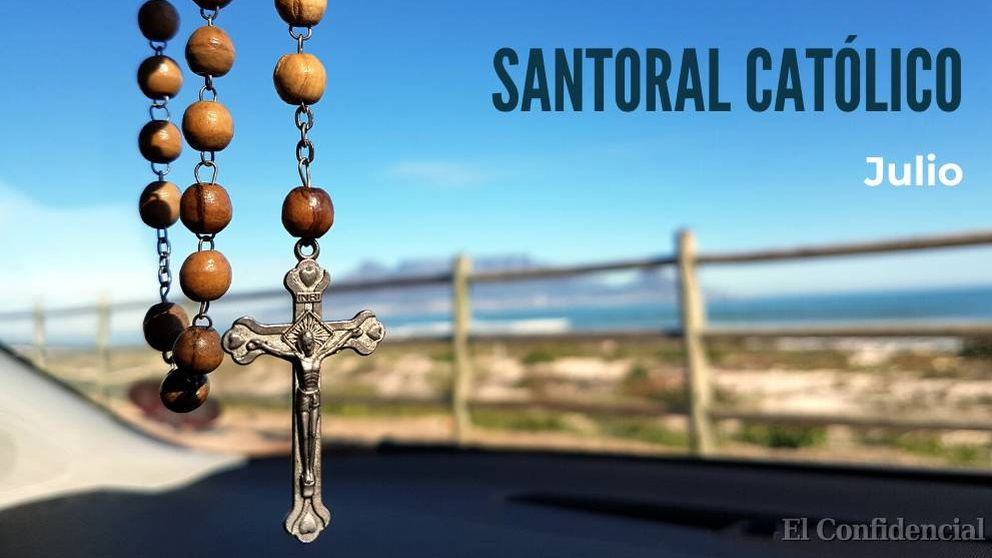 Santoral católico de julio: todos los santos del mes, de San Fermín a Santiago Apóstol