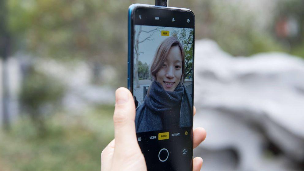 Probamos el F11 Pro: un Oppo barato (y con cámara motorizada) para retar a Xiaomi