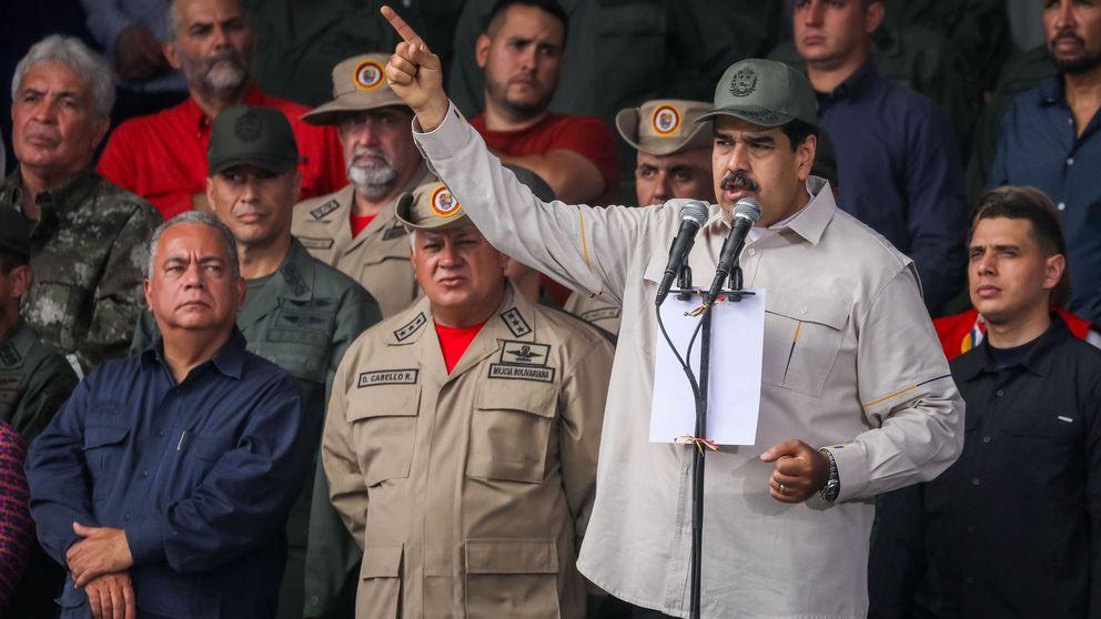 La crisis en Venezuela y la presión de Trump estrangulan el pago de deuda a Repsol