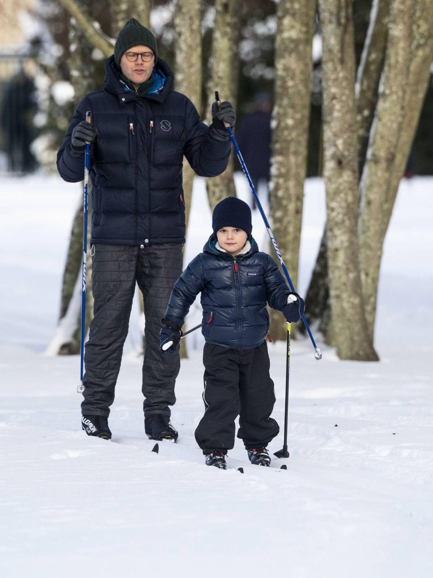 Daniel y Oscar de Suecia. (Cordon Press)