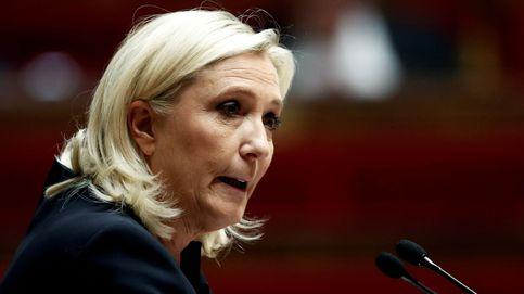 Marine Le Pen reelegida al frente de su partido sin ninguna oposición