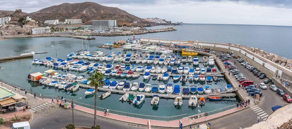 Foto: Puerto Rico, de Gran Canaria. (CC/Bengt Nyman)
