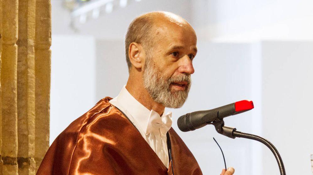 Foto: El expresidente de Abengoa José Domínguez Abascal, secretario de Estado de Energía.