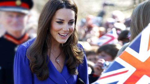 Kate Middleton confiesa estar abrumada por un proyecto muy personal