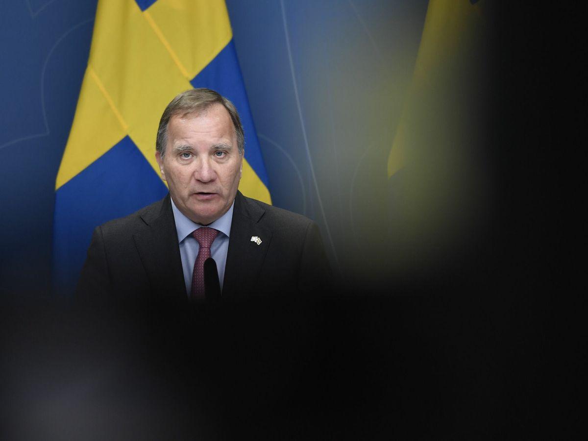 Foto: El primer ministro sueco, Stefan Löfven. (EFE)